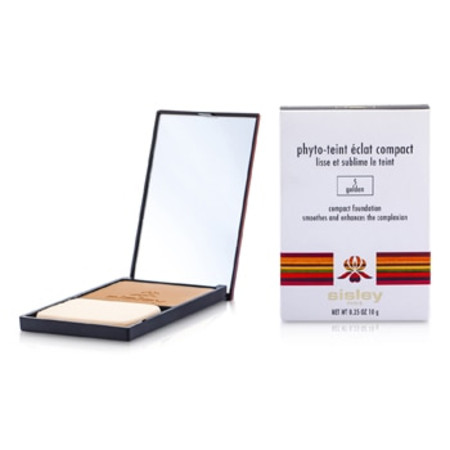 Sisley Phyto Teint Eclat Compact Foundation - # 5 Golden 10g/0.35oz