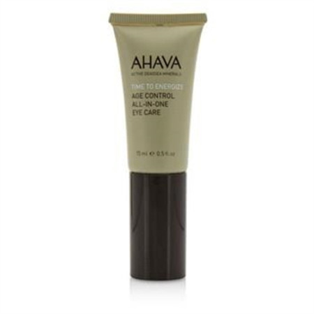 Ahava Time To Energize Age Control All In One Eye Care (Unboxed) 15ml/0.5oz Men's Skincare
