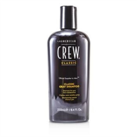 American Crew Men Classic Gray Shampoo (Optimal Maintenance For Gray Hair) 250ml/8.45oz Hair Care