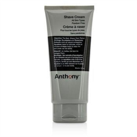 Anthony Logistics For Men Shave Cream 90ml/3oz Men's Skincare