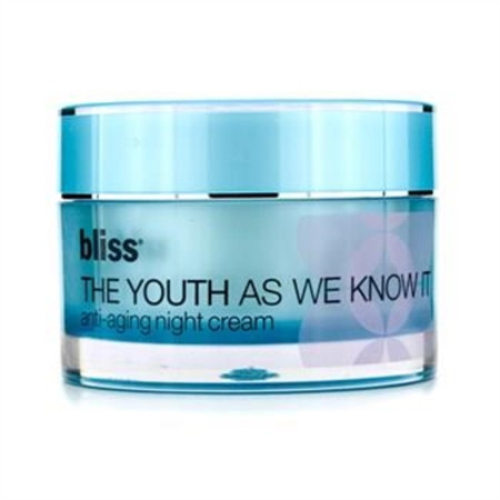 Bliss The Youth As We Know It Anti-Aging Night Cream 50ml/1.7oz Skincare