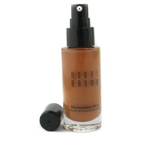 Bobbi Brown Skin Foundation SPF 15 - # 6.5 Warm Almond 30ml/1oz Make Up