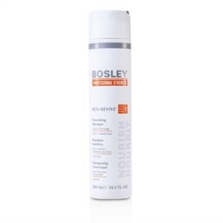 Bosley Professional Strength Bos Revive Nourishing Shampoo (For Visibly Thinning Color-Treated Hair) 300ml/10.1oz Hair Care