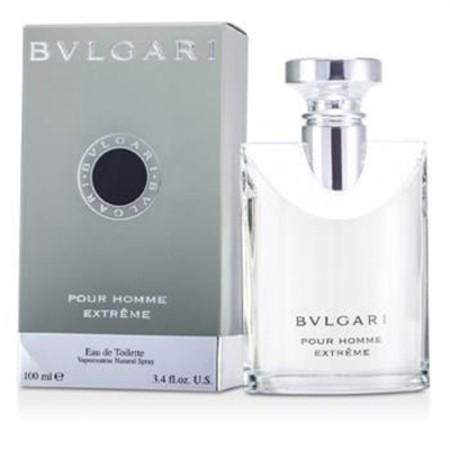 Bvlgari Extreme Eau De Toilette Spray 100ml/3.3oz Men's Fragrance