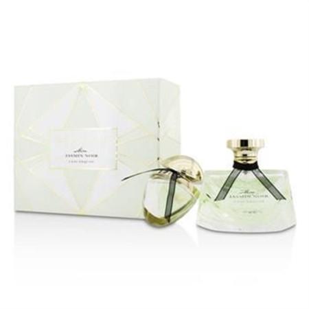 Bvlgari Mon Jasmin Noir L'Eau Exquise Coffret: Eau De Toilette Spray 75ml/2.5oz + Eau De Toilette Spray 15ml/0.5oz 2pcs Ladies Fragrance