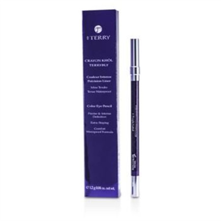 By Terry Crayon Khol Terrybly Color Eye Pencil (Waterproof Formula) - # 5 Purple Label 1.2g/0.04oz Make Up