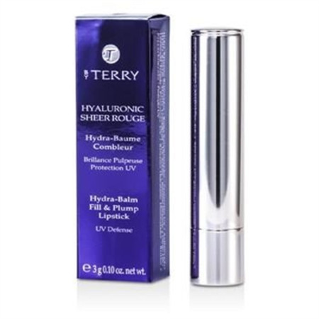 By Terry Hyaluronic Sheer Rouge Hydra Balm Fill & Plump Lipstick (UV Defense) - # 10 Berry Boom 3g/0.1oz Make Up