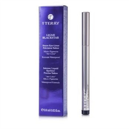 By Terry Ligne Blackstar Intense Liquid Eyeliner Waterproof - # 1 So Black 0.8ml/0.02oz Make Up