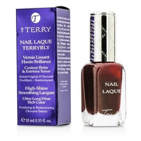By Terry Nail Laque Terrybly High Shine Smoothing Lacquer - # 9 Ristretto 10ml/0.33oz Make Up