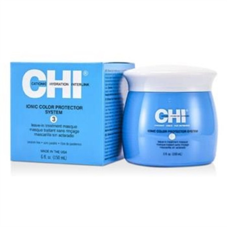CHI Ionic Color Protector System 3 Leave In Treatment Masque 150ml/6oz Hair Care
