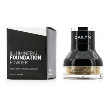 Cailyn Illumineral Foundation Powder - #06 Warm Tan 4g/0.14oz Make Up