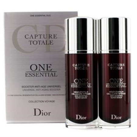 Christian Dior Capture Totale One Essential Skin Boosting Super Serum Duo 2x50ml/1.7oz Skincare
