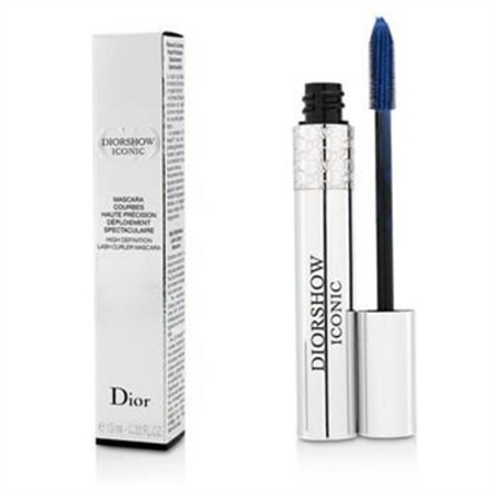 Christian Dior DiorShow Iconic High Definition Lash Curler Mascara - #268 Navy Blue 10ml/0.33oz Make Up