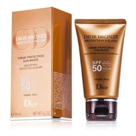 Christian Dior Dior Bronze Beautifying Protective Suncare SPF 50 For Face 50ml/1.7oz Skincare