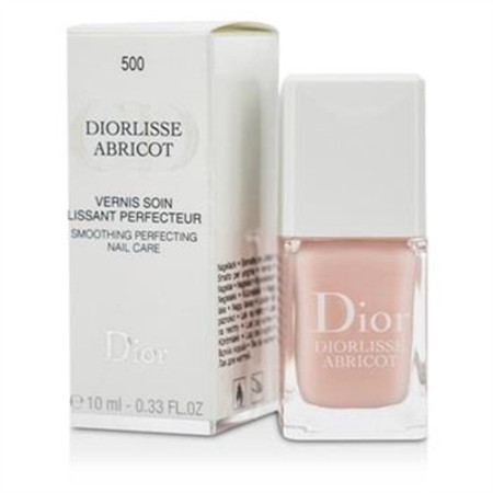 Christian Dior Diorlisse Abricot (Smoothing Perfecting Nail Care) - # 500 Pink Petal 10ml/0.33oz Make Up