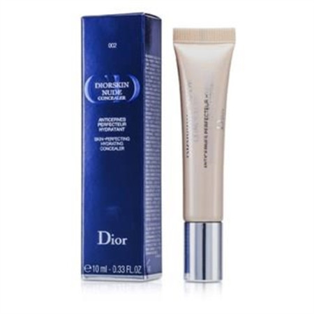 Christian Dior Diorskin Nude Skin Perfecting Hydrating Concealer - # 002 Beige 10ml/0.33oz Make Up