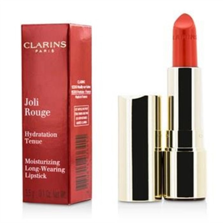 Clarins Joli Rouge (Long Wearing Moisturizing Lipstick) - # 741 Red Orange 3.5g/0.1oz Make Up