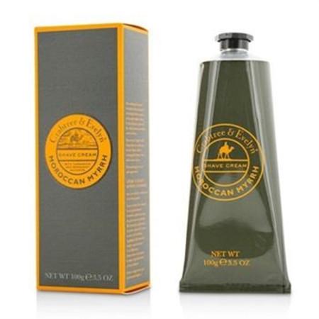 Crabtree & Evelyn Moroccan Myrrh Shave Cream 100g/3.5oz Men's Skincare