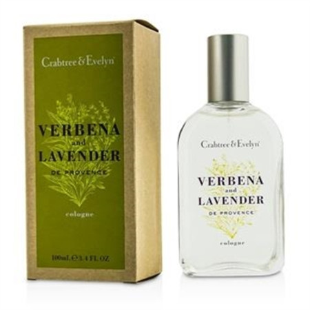 Crabtree & Evelyn Verbena & Lavender De Provence Cologne Spray 100ml/3.4oz Ladies Fragrance