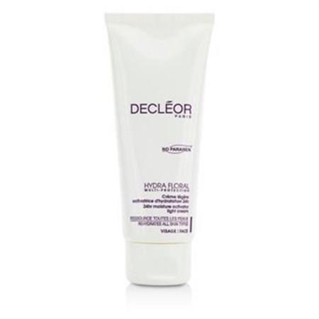 Decleor Hydra Floral 24hr Moisture Activator Light Cream (Salon Size) 100ml/3.3oz Skincare
