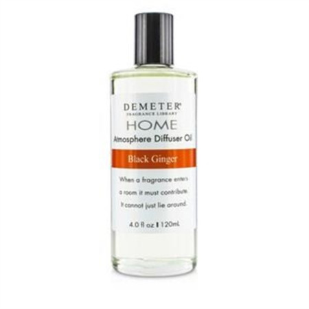 Demeter Atmosphere Diffuser Oil - Black Ginger 120ml/4oz Home Scent