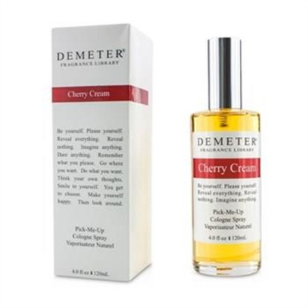 Demeter Cherry Cream Cologne Spray 120ml/4oz Ladies Fragrance