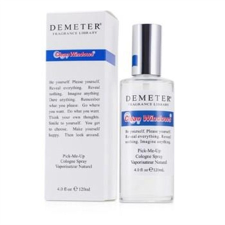 Demeter Clean Windows Cologne Spray 120ml/4oz Men's Fragrance