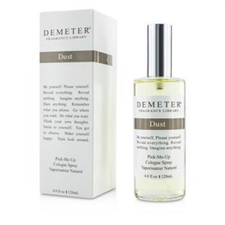 Demeter Dust Cologne Spray 120ml/4oz Men's Fragrance