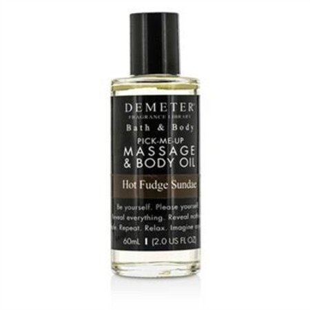 Demeter Hot Fudge Sundae Massage & Body Oil 60ml/2oz Ladies Fragrance