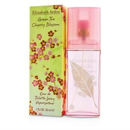 Elizabeth Arden Green Tea Cherry Blossom Eau De Toilette Spray 30ml/1oz Ladies Fragrance