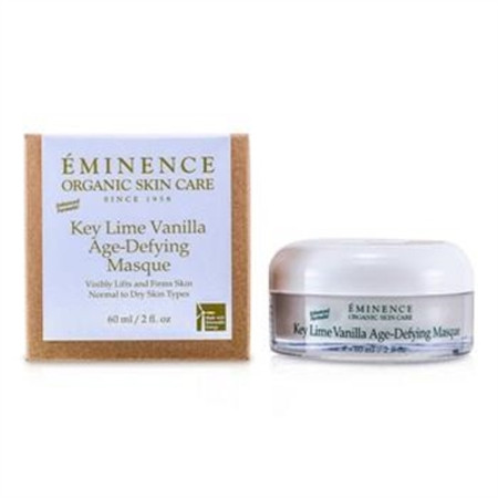 Eminence Key Lime Vanilla Age-Defying Masque (Normal to Dry Skin) 60ml/2oz Skincare