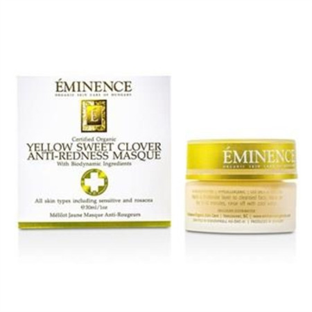 Eminence Yellow Sweet Clover Anti-Redness Masque 30ml/1oz Skincare