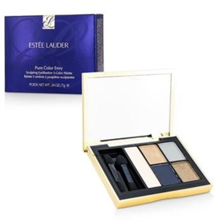 Estee Lauder Pure Color Envy Sculpting Eyeshadow 5 Color Palette - 08 Infamous Sky 7g/0.24oz Make Up