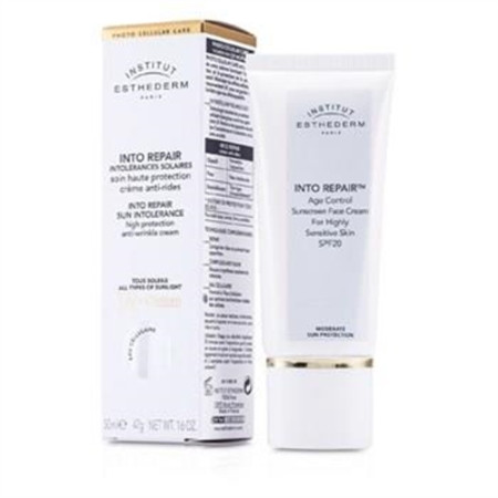 Esthederm Into Repair Sun Intolerance Sunscreen Face Cream 50ml/1.6oz Skincare