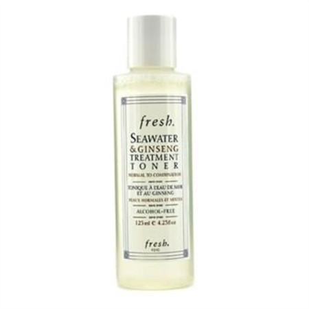 Fresh Seawater & Ginseng Treatment Toner - Normal to Combination 125ml/4.23oz Skincare