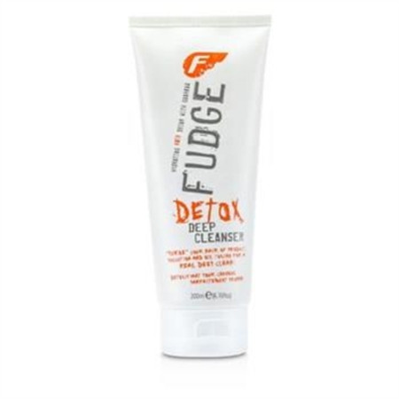 Fudge Detox Deep Cleanser 200ml/6.76oz Hair Care