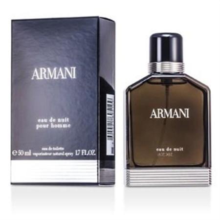 Giorgio Armani Armani Eau De Nuit Eau De Toilette Spray 50ml/1.7oz Men's Fragrance