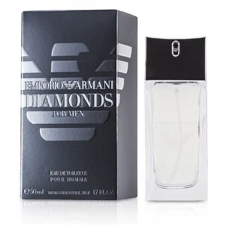 Giorgio Armani Diamonds Eau De Toilette Spray 50ml/1.7oz Men's Fragrance