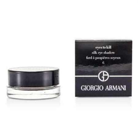 Giorgio Armani Eyes To Kill Silk Eye Shadow - # 06 Khaki Pulse 4g/0.14oz Make Up