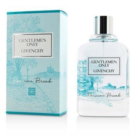 Givenchy Gentlemen Only Parisian Break Eau De Toilette Fraiche Spray (Limited Edition) 100ml/3.3oz Men's Fragrance