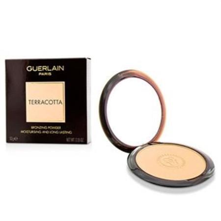 Guerlain Terracotta The Bronzing Powder (Natural & Long Lasting Tan) - No. 01 Light Brunettes 10g/0.35oz Make Up