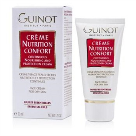Guinot Continuous Nourishing & Protection Cream (For Dry Skin) 50ml/1.7oz Skincare