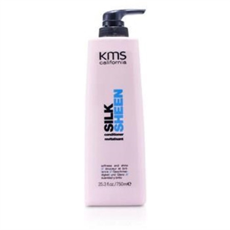 KMS California Silk Sheen Conditioner (Softness & Shine) 750ml/25.3oz Hair Care