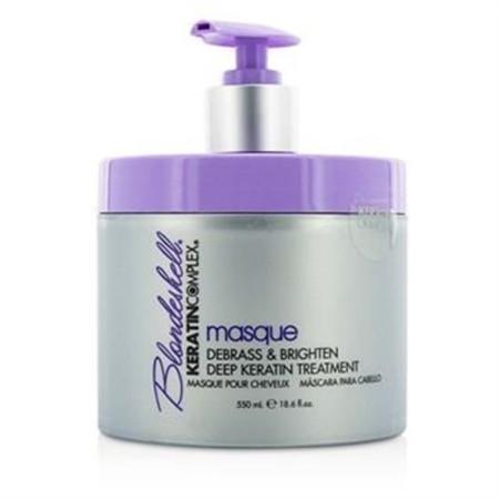 Keratin Complex Blondeshell Masque (Debrass & Brighten Deep Keratin Treatment) 550ml/18.6oz Hair Care