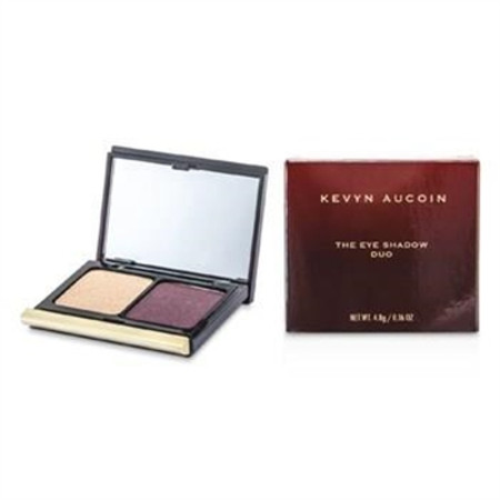 Kevyn Aucoin The Eye Shadow Duo - # 205 Rose Gold/ Iced Plum 4.8g/0.16oz Make Up