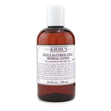 Kiehl's Men's Alcohol-Free Herbal Toner (Normal to Oily Skin) 250ml/8.4oz Men's Skincare