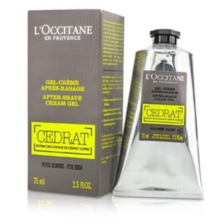 L'Occitane Cedrat After Shave Cream Gel 75ml/2.5oz Men's Fragrance