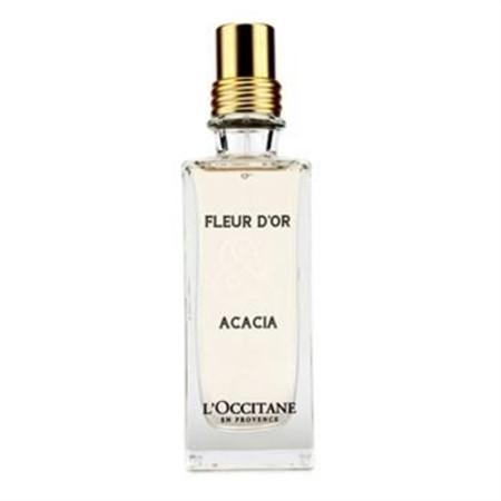 L'Occitane Fleur D'Or & Acacia Eau De Toilette Spray 75ml/2.5oz Ladies Fragrance