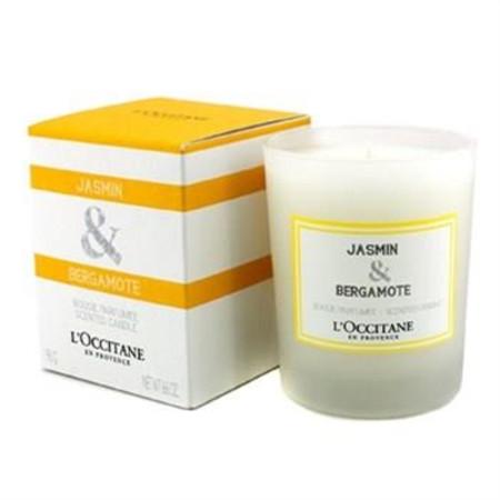 L'Occitane Jasmin & Bergamote Scented Candle 190g/6.6oz Home Scent