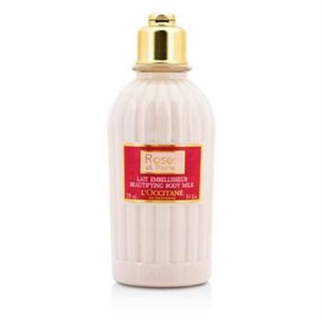 L'Occitane Roses Et Reines Beautifying Body Milk 250ml/8.4oz Ladies Fragrance